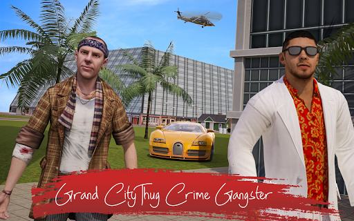 Grand City Thug Crime Gangster 2.18 screenshots 6