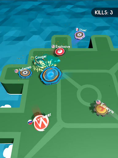 Top.io - Spinner Game apkpoly screenshots 10