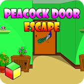Room Escape Games - Peacock Door