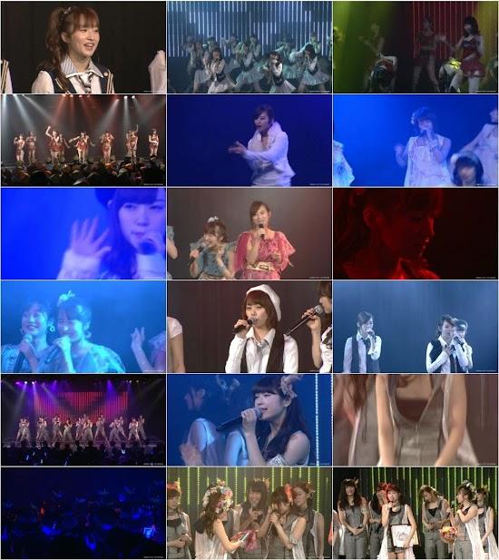 (LIVE)(公演) NMB48 チームBII「逆上がり」 梅田彩佳 卒業公演 150320