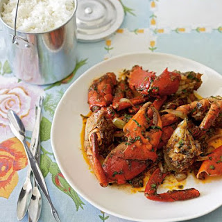 Crab with Tamarind and Chili (Cua Xào Me)