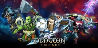 Dungeon Legends - RPG MMO Game