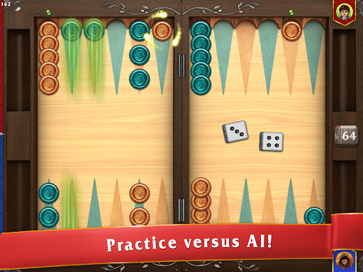 Backgammon Masters Free apkpoly screenshots 7