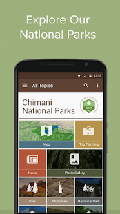 Chimani National Parks- screenshot thumbnail