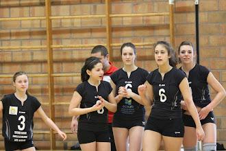 Photo: Volleybal ploeg Chapelle