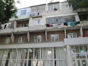 Photo: Day 170 - Housing in Dushanbe