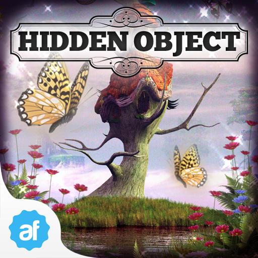 Hidden Object - Strange Places 休閒 App LOGO-硬是要APP