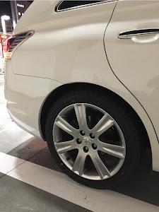 マークXジオ ANA10 240Gのタイヤのカスタム事例画像 VERSUS_666さんの2019年01月10日19:20の投稿