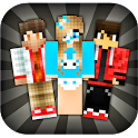 Skins for Minecraft icon