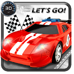 Highway Car Race 3D - Nitro Icon
