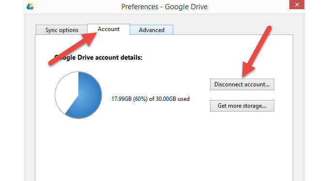 Change The Google Drive Default Folder G Suite Tips