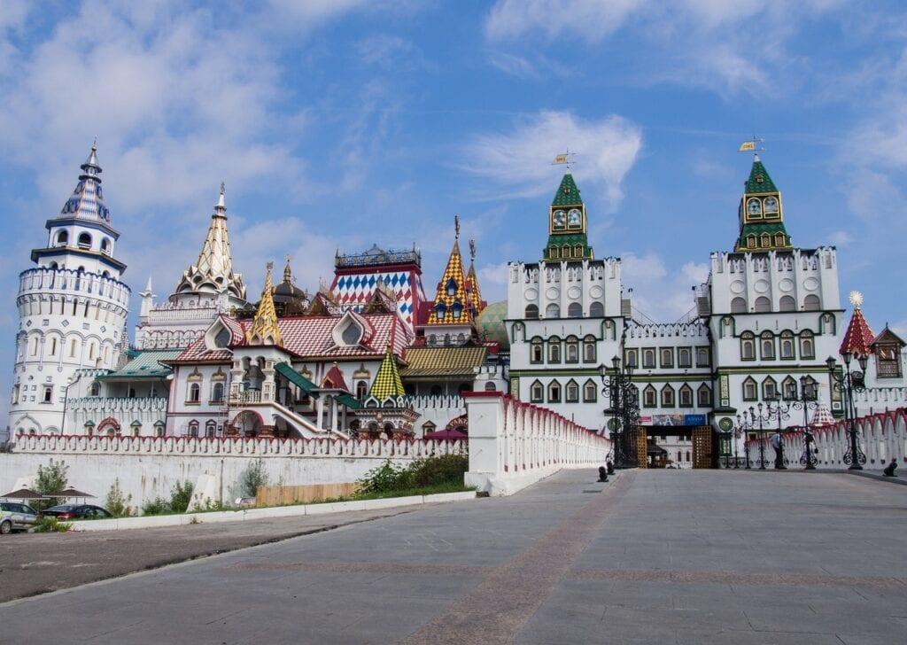 Izmailovo Kremlin, Russia