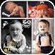 Baby Snaps Pics & Photo Collage Editor