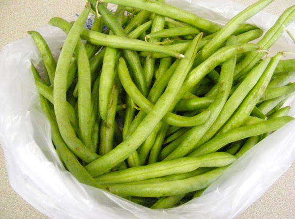 Grama's Green Beans Recipe