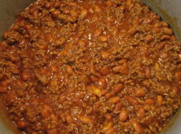 Penny's Chili Recipe