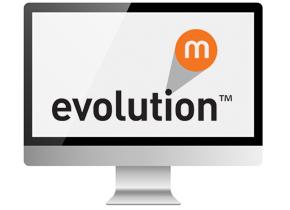 Evolution M TV Screen