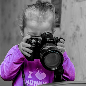 On Spot by Iana Udrea - Babies & Children Child Portraits ( camera, portrets, children, baby, photo )