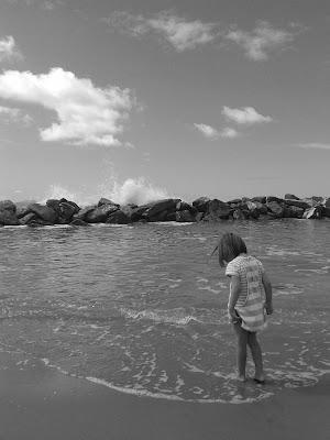 La bambina e il mare di MaurizioMarchetti