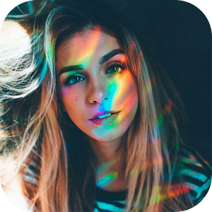 Rainbow Camera Filter for PC