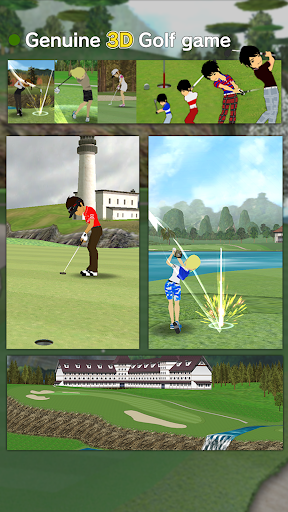 CHAMPION'S GOLF.jp 3.0.2 screenshots 6