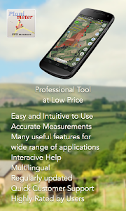 Planimeter - GPS area measure v4.6.2
