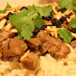 Arabian Lamb and Rice.