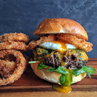 Onion Rings With Corn Flour Recipes.