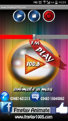 Fm Play 100.5