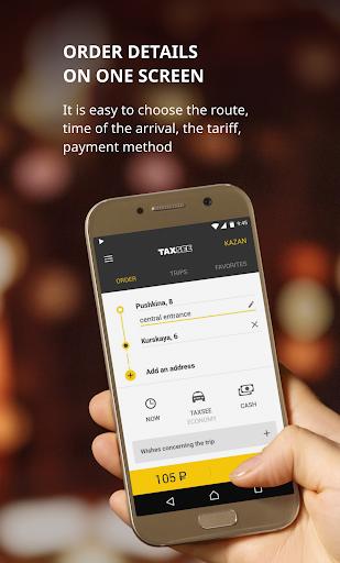 Taxsee: taxi order 3.7.13 screenshots 2