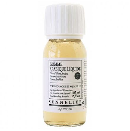 Gummi arabicum 60ml Sennelier