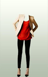 Woman Fashion Photo Suit screenshot 8