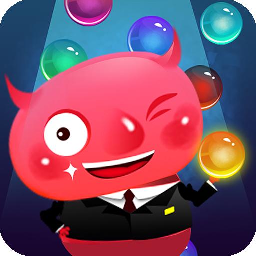 泡泡射擊之靈魂山谷 休閒 App LOGO-硬是要APP