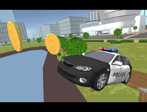 警方犯罪Drive芝加哥|玩賽車遊戲App免費|玩APPs