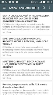 Abruzzo Notizie - náhled