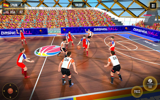 Fanatical Star Basketball Game: Slam Dunk Master 2.0 9