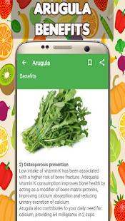 Arugula Benefits - náhled