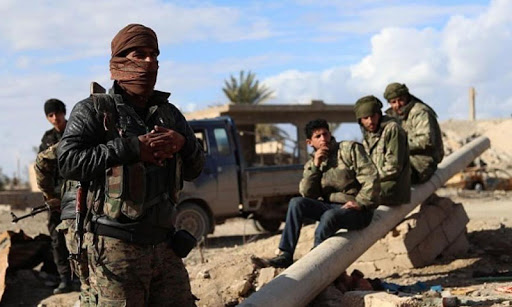 Arms proliferation impact on community security in Deir Ezzor
