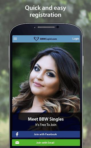BBWCupid - BBW Dating App 2.1.6.1557 screenshots 1