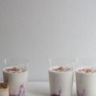 Blackberry Pie Bar Milkshakes Recipe