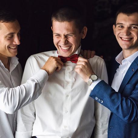 Wedding photographer Denis Konstantinov (380960170930). Photo of 02.10.2017