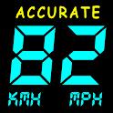 GPS Speedometer : Sound meter & Speed Tracking App icon