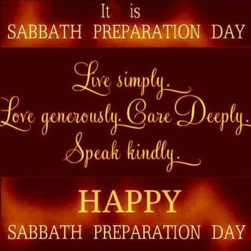 Happy Sabbath Quotes  screenshots 5