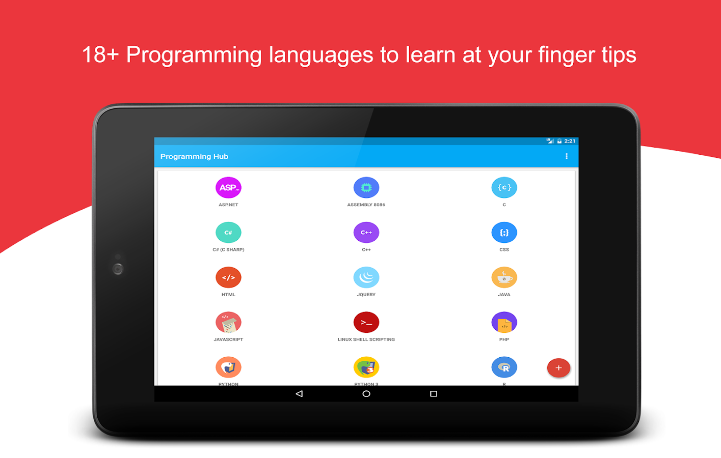 What are the best apps to learn the C language on an ...