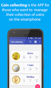 Coin collecting- screenshot thumbnail