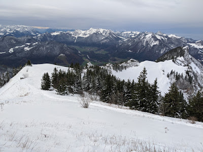 Hochgern hike - Dec 19