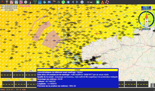 qtVlm Navigation and Weather Routing 5.9 screenshots 20