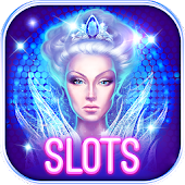 Slot Machines Casino - Snow Queen Free Slots Games Android APK Download Free By Spiral Interactive