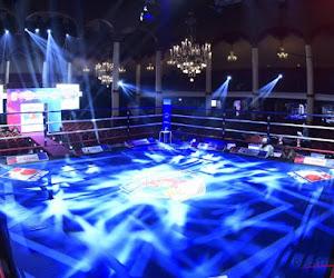 Le titre de champion de Belgique des poids welters a été décerné