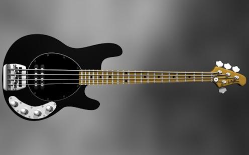 Belajar gitar bass - náhled