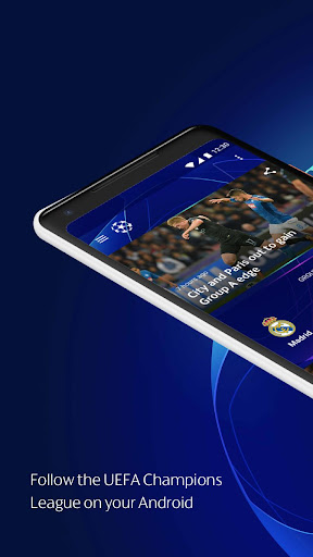 UEFA Champions League 2.7 screenshots 1